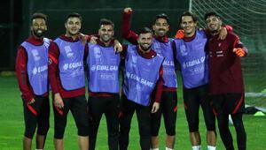 A Milli Futbol Takımı, Rusya maçına hazır