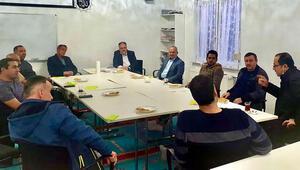 Türk Toplumundan tehdit edilen camilere dayanışma ziyareti