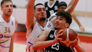 Basketbol Süper Ligi | Aliağa Petkimspor 82-72 Beşiktaş