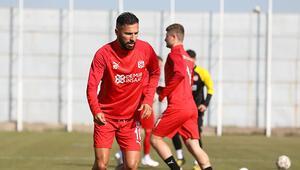 Sivassporda Fatih Karagümrük maçı hazırlıkları sürüyor