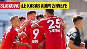 Türkgücü,MSV Duisburgu 2-1 devirdi