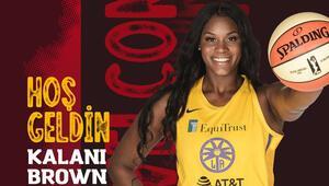 Bellona Kayseri Basketbol, Kalani Brownu transfer etti