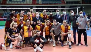 Galatasaray HDI Sigorta: 3 - Halkbank: 2