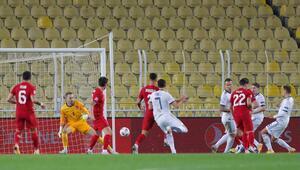 Türkiye-Rusya maçından en özel fotoğraflar