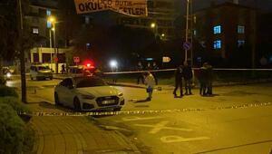 İstanbulda kanlı pusu Nişanlısını beklerken kurşun yağdırdılar