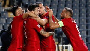 Türkiye 3-2 Rusya / Maçın özeti ve golleri