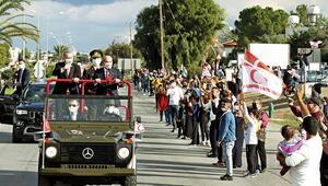 KKTC'ye tarihi ziyaret Maraş hayat bulacak KKTC bağımsız yaşayacak