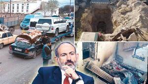 Son dakika... Ermenistan'a verilen süre 10 gün daha uzatıldı.. Bu müsamaha sadece Kelbecer rayonu için geçerli