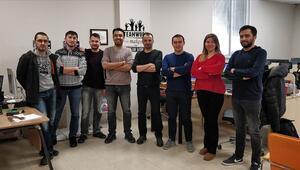 Online sanal robotik laboratuvarını hizmete sunuldu
