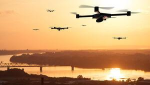 Drone pazarı hızla büyüyor, 92 milyar dolara ulaşacak