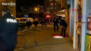 Pendikte müteahhit silahlı saldırıda ağır yaralandı