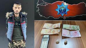 Ankarada yakalanmamak için yuttuğu uyuşturucu endoskopi ile çıkartıldı