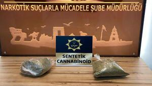 Çanakkale'de uyuşturucu operasyonuna 4 tutuklama