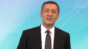 Milli Eğitim Bakanı Selçuktan öğretmenlere EBA mesajı: Salgın bitse de devam edecek