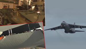 Son dakika haberler: Rusya tarafından barış güçlerini taşıyan 20 uçak Erivana gönderildi