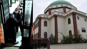 Eskişehirde camide huzursuzluk çıkardığı öne sürülen kadına, cemaatten tepki geldi