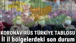 22 Kasım Koronavirüs (coronavirus) vaka sayısı Türkiye tablosunda son durum: İl il corona virüs (Covid 19) ölüm, hasta sayısı açıklandı