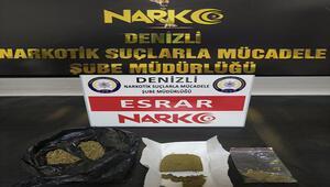 Denizlideki uyuşturucu operasyonunda 9 tutuklama