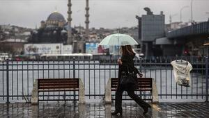 Son dakika... Hava durumu tahminleri: Bugün (17 Kasım) hava nasıl olacak Karla karışık yağmur uyarısı