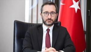Cumhurbaşkanlığı İletişim Başkanı Fahrettin Altundan Ahmet Kekeç mesajı
