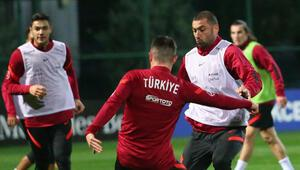 A Milli Futbol Takımı, Macaristan maçı hazırlıklarına başladı