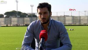 Nuri Şahin: Antalyada yaşamaktan çok mutluyuz