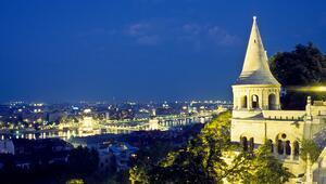 Budapeştenin sembollerinden Balıkçı Tabyası