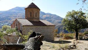 670 yıllık İmera Manastırında kısmi restorasyon tamamlandı