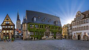 Almanyann Dünya Mirası Listesindeki kasabası: Quedlinburg