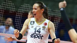 Misli.com Sultanlar Ligi | Fenerbahçe Opet 3-0 Sarıyer Belediyespor