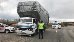 Jandarma 278 araca 185 bin lira para cezası uyguladı