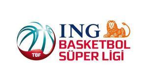 ING Basketbol Süper Liginin 9. haftasındaki iki maç ertelendi