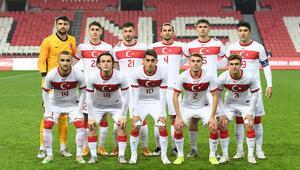 Türkiye: 3 - Kosova: 0 (Maç sonucu)
