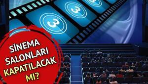 Sinemalar kapatılacak mı Cumhurbaşkanı Erdoğan sinema salonları için yeni koronavirüs önlemlerini açıkladı