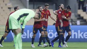 İspanya 6-0 Almanya (Maç sonucu)