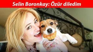 Selin Boronkay'a Jack Chi cezası