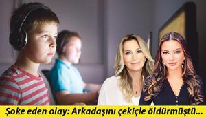 Cinayet Türkiyeyi şoke etmişti... Öldüren oyun Anneler babalar dikkat...