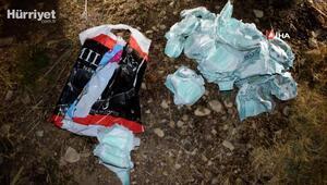 Metropolleri kana bulayacaklardı, bebek bezine sakladıkları bomba ile yakalandılar