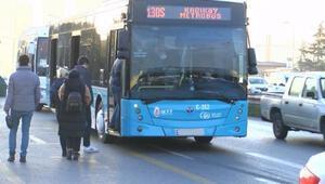 İstanbulda toplu ulaşımda manzara değişmiyor
