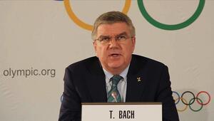 Son dakika | Uluslararası Olimpiyat Komitesi Başkanı açıkladı Tokyoda seyirci olacak mı