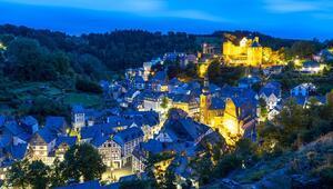 Almanyanın masalsı kasabası: Monschau