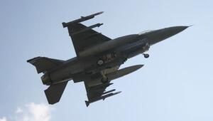 F-16 savaş uçağı eğitim uçuşu sırasında kayboldu