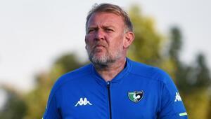 Robert Prosinecki: Kazanmaktan başka şansımız yok...