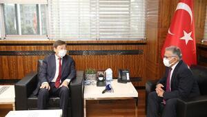 Büyükelçi Kaseinovdan Başkan Büyükkılıça ziyaret