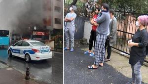 Son dakika... İstanbulda korku dolu anlar Öğrenciler tahliye edildi...
