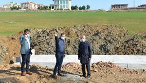 Süleymanpaşa Belediyesi, şehrin iki yakası menfezlerle birleştiriyor