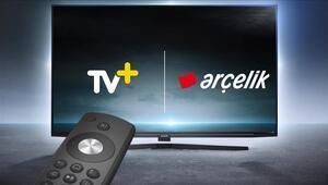 Arçelik televizyonlar tek tuşla TV+a erişebiliyor