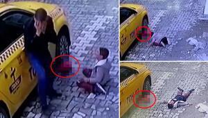 Esenyurtta feci kaza; sokakta oynayan 4 yaşındaki çocuk taksinin altında kaldı