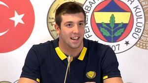 Fenerbahçeli rekortmen yüzücü Emre Sakçı: Olimpiyatta yarı final ve final hedefim var...