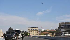 Gaziantepte helikopter destekli uyuşturucu operasyonu